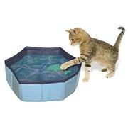 Croci Croci zwembad kat met speelgoed