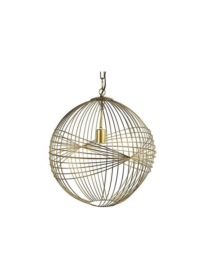 Hanglamp Tomilyn S goud