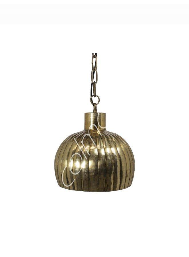 Ceiling lamp ALU/GOLD 38x38x38