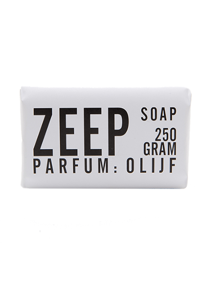 Blok XL verpakt 250 gram parfum olijf