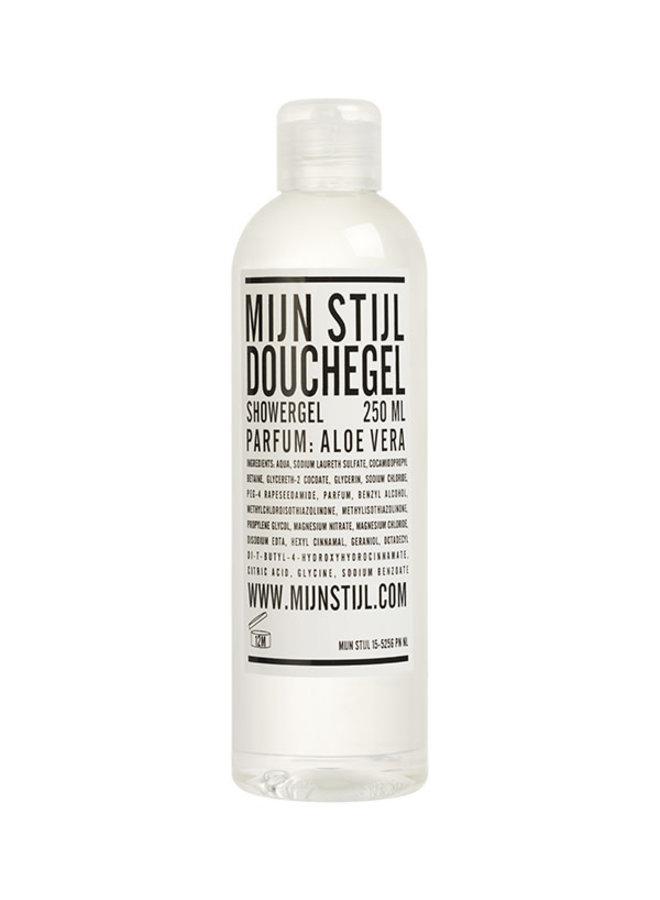 Douchegel 250 parfum Aloe Vera transparant