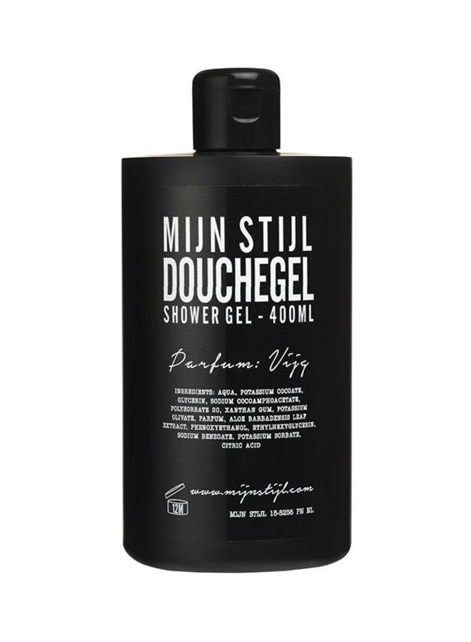 Douchegel parfum vijg 400 ml (zwarte fles)