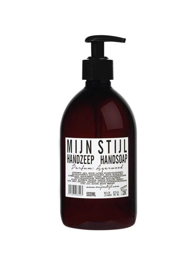 Handzeep Agarwood 500 ml
