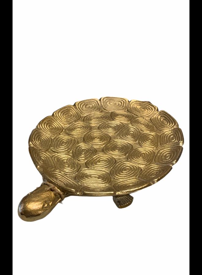 Decorative turtle 38 cm