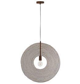 Hanglamp Roest Cirkel Large