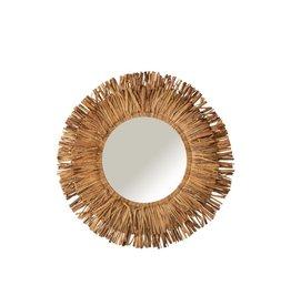 Spiegel Bruin Waterhyacint Large