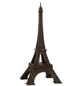 Beeld Eiffeltoren Brons Polyresin Large