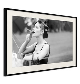 Poster - Smoking Harms Your Health