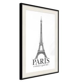 Poster - Eiffel Tower