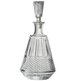 Karaf Geslepen Glas Transparant