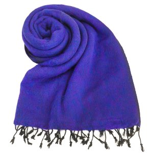 Nepal Schal Violett #931