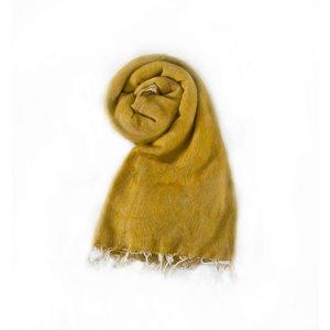 Nepal Schal Maisgelb #939