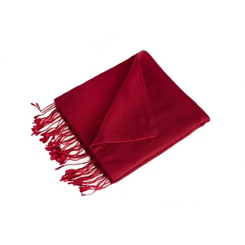 Pashmina Warmes Rot | Stilvolle Ergänzung zu Ihrer Kleidung