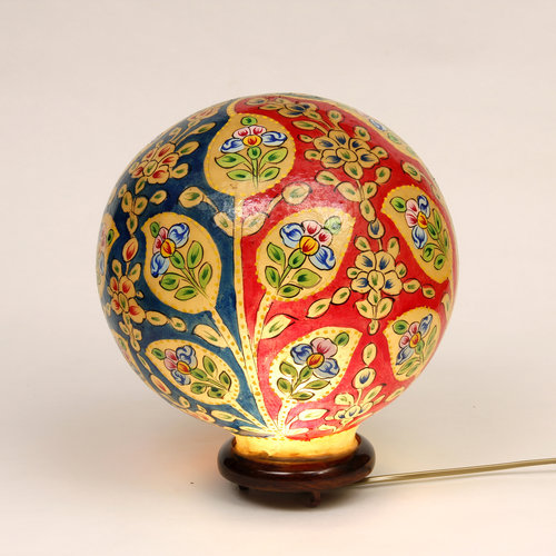 Tischlampe oder Stehlampe (028-1271)
