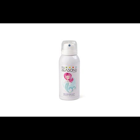 Deodorant zeemeermin