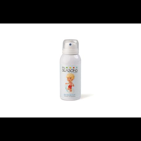 Deodorant surfer