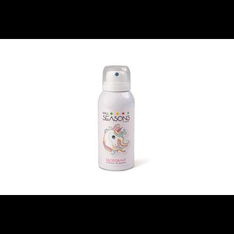 4 All seasons deodorant unicorn
