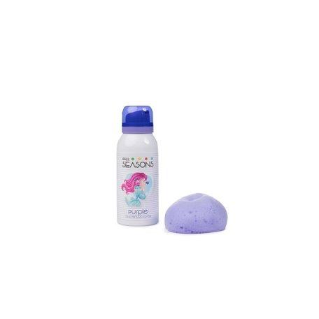 Showerfoam purple
