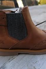 Romagnoli 6243R538 Romagnoli cognac  shelsea boots
