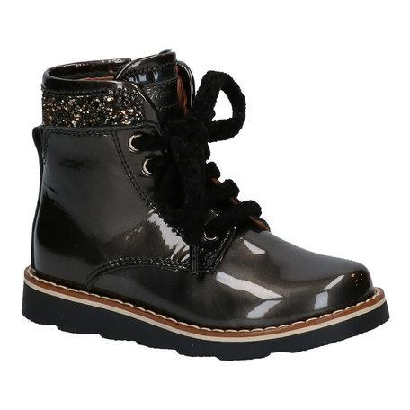 6781R801 Romagnoli boots  donkergrijs lak