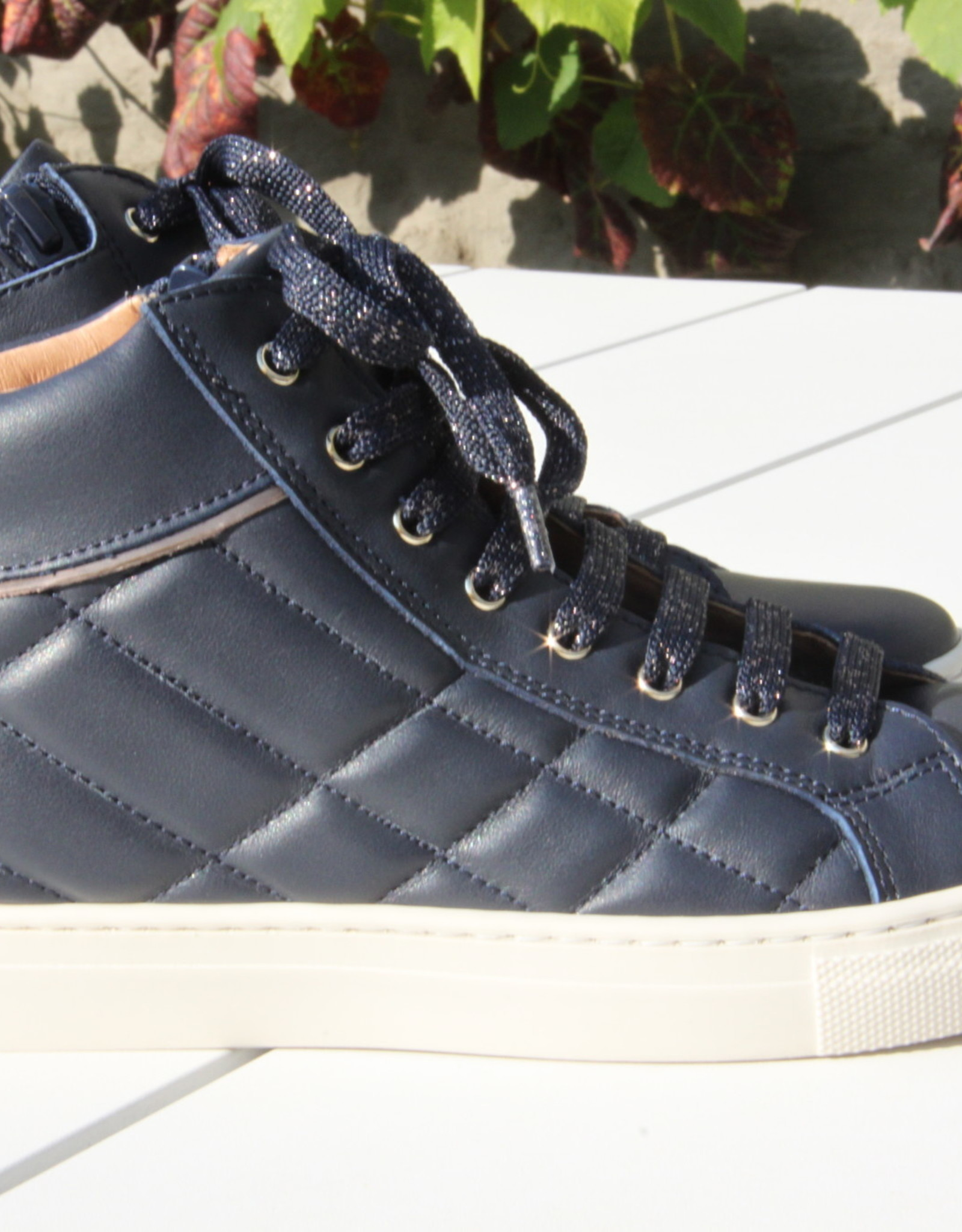 Romagnoli 6633R103 Romagnoli sneaker blauw