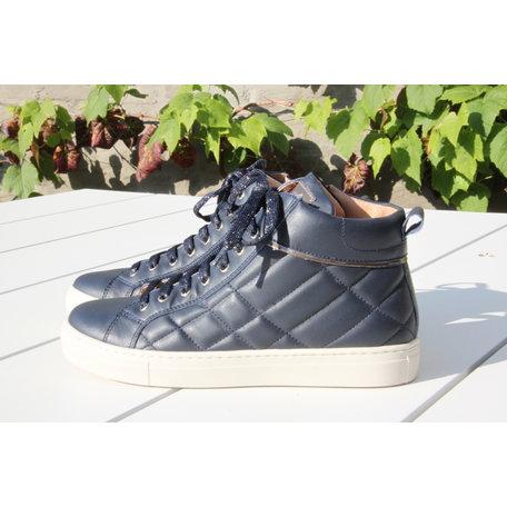 6633R103 Romagnoli sneaker blauw