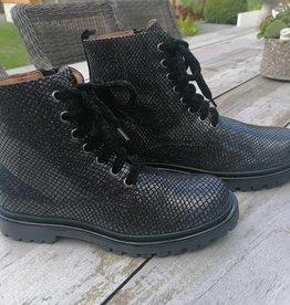 Romagnoli 6750R501 Romagnoli boots lak zwart