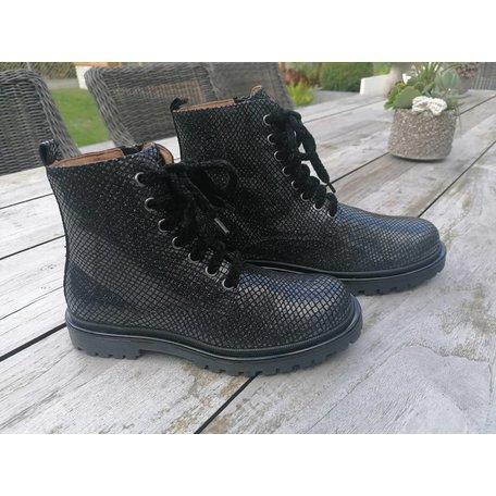 Boots lak zwart