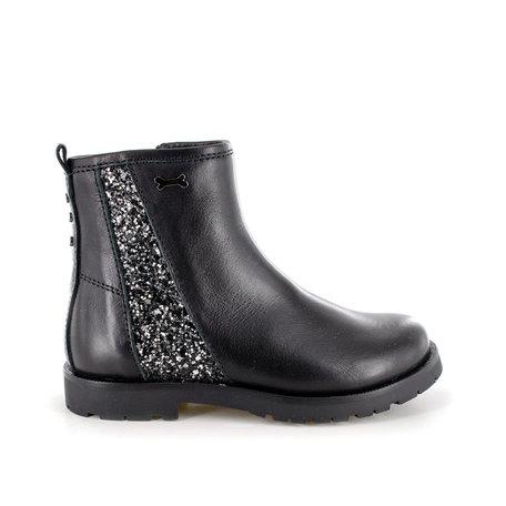 Ilyas Zwarte boots