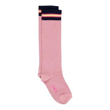 CK00094 le Big  Tabrett kniekous roze