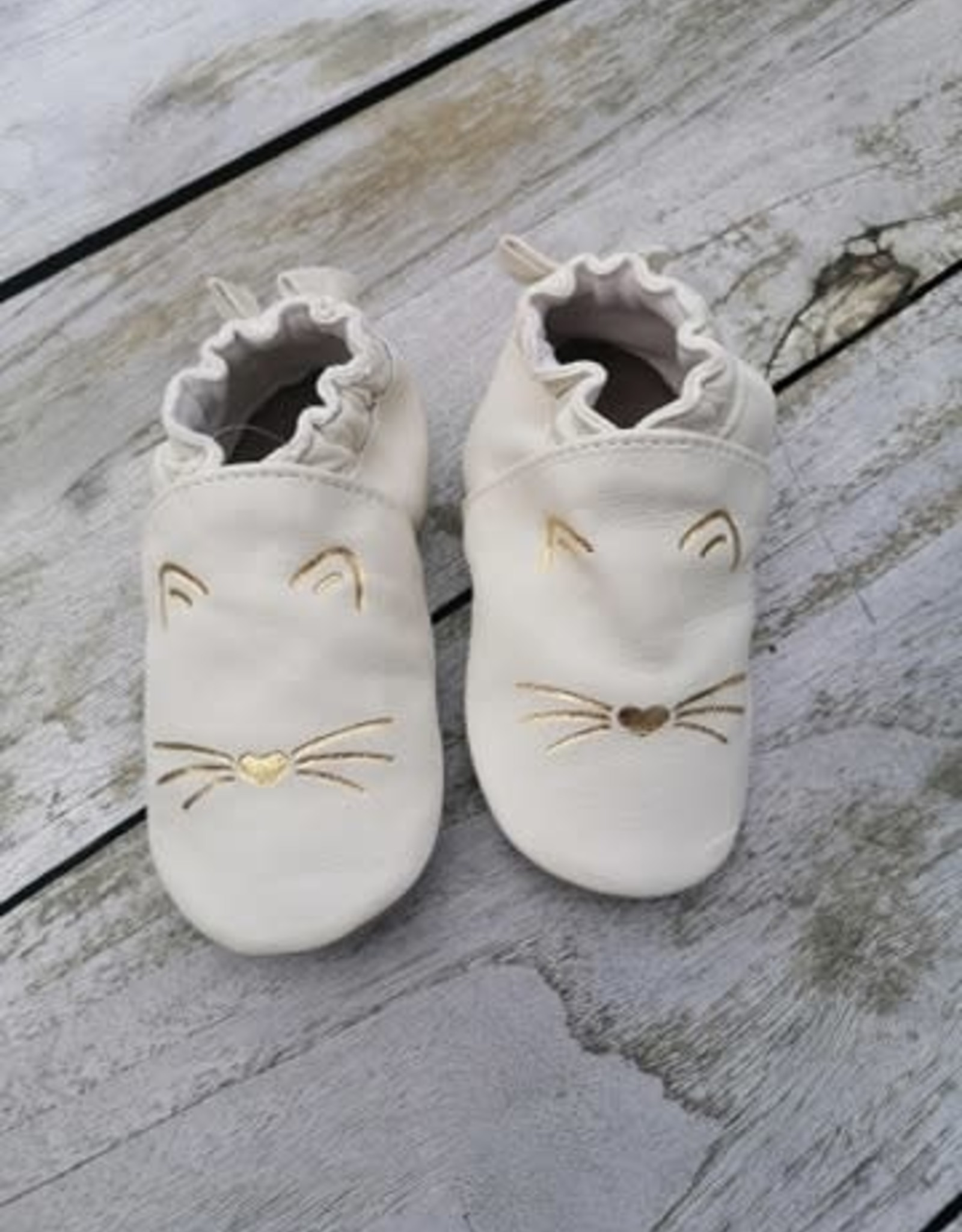 Robeez 731700-10 Robeez Cat wit