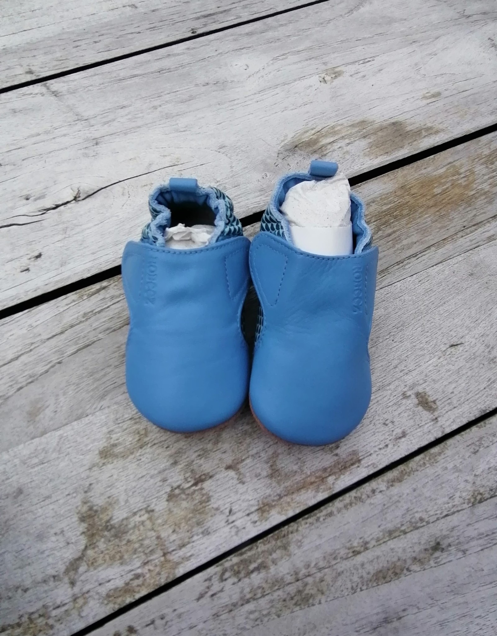 Robeez 771720-10 Robeez Blauw
