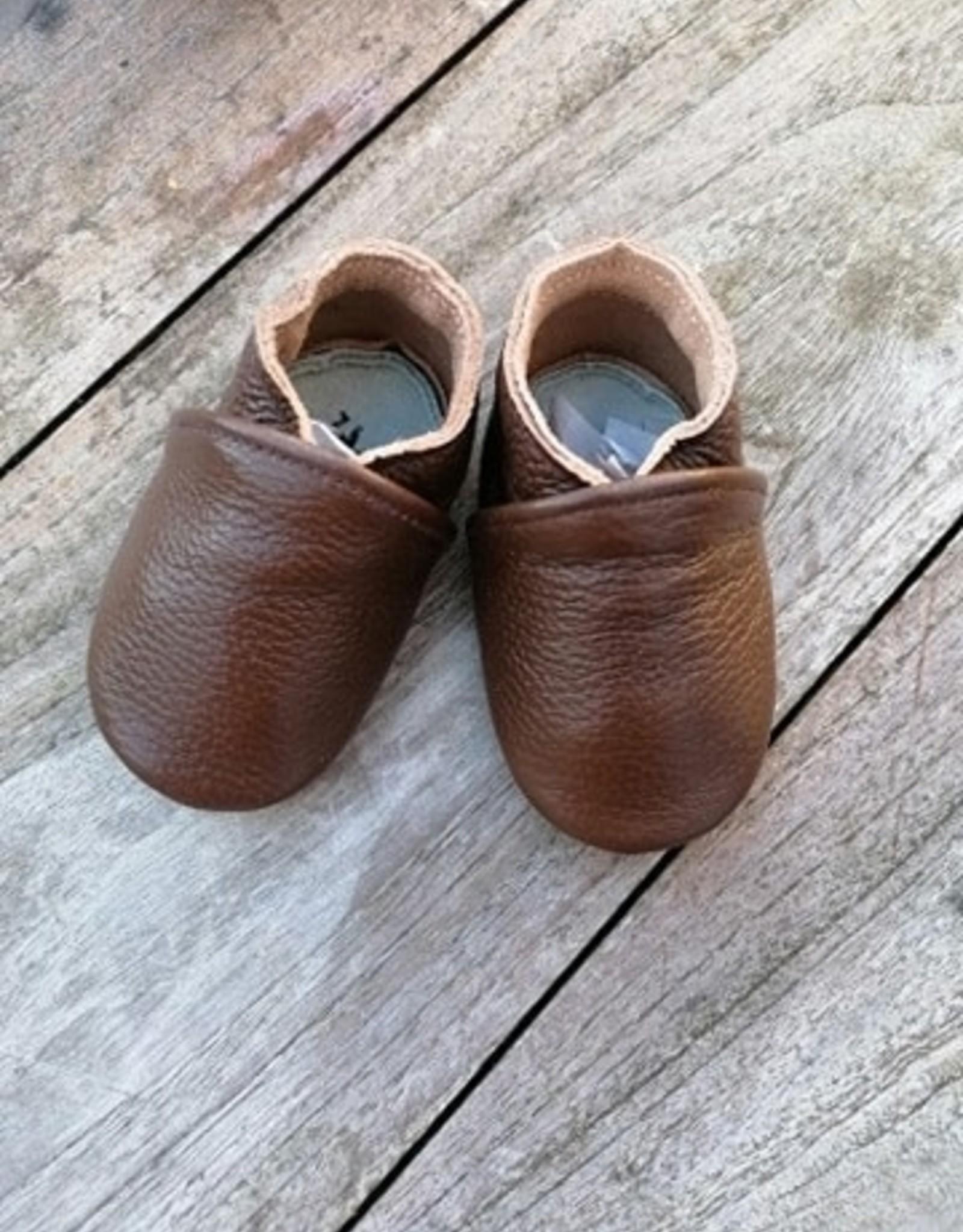 Stabifoot Stabifoot babysoft donker bruin
