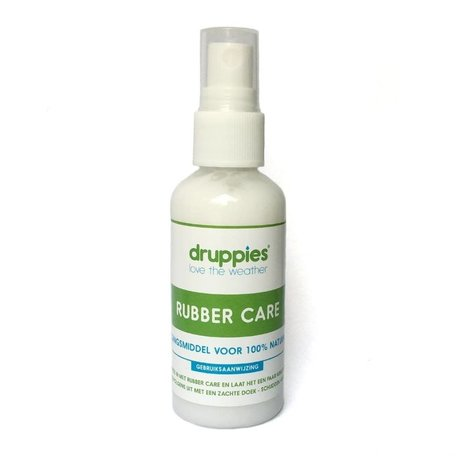 Druppies rubber care