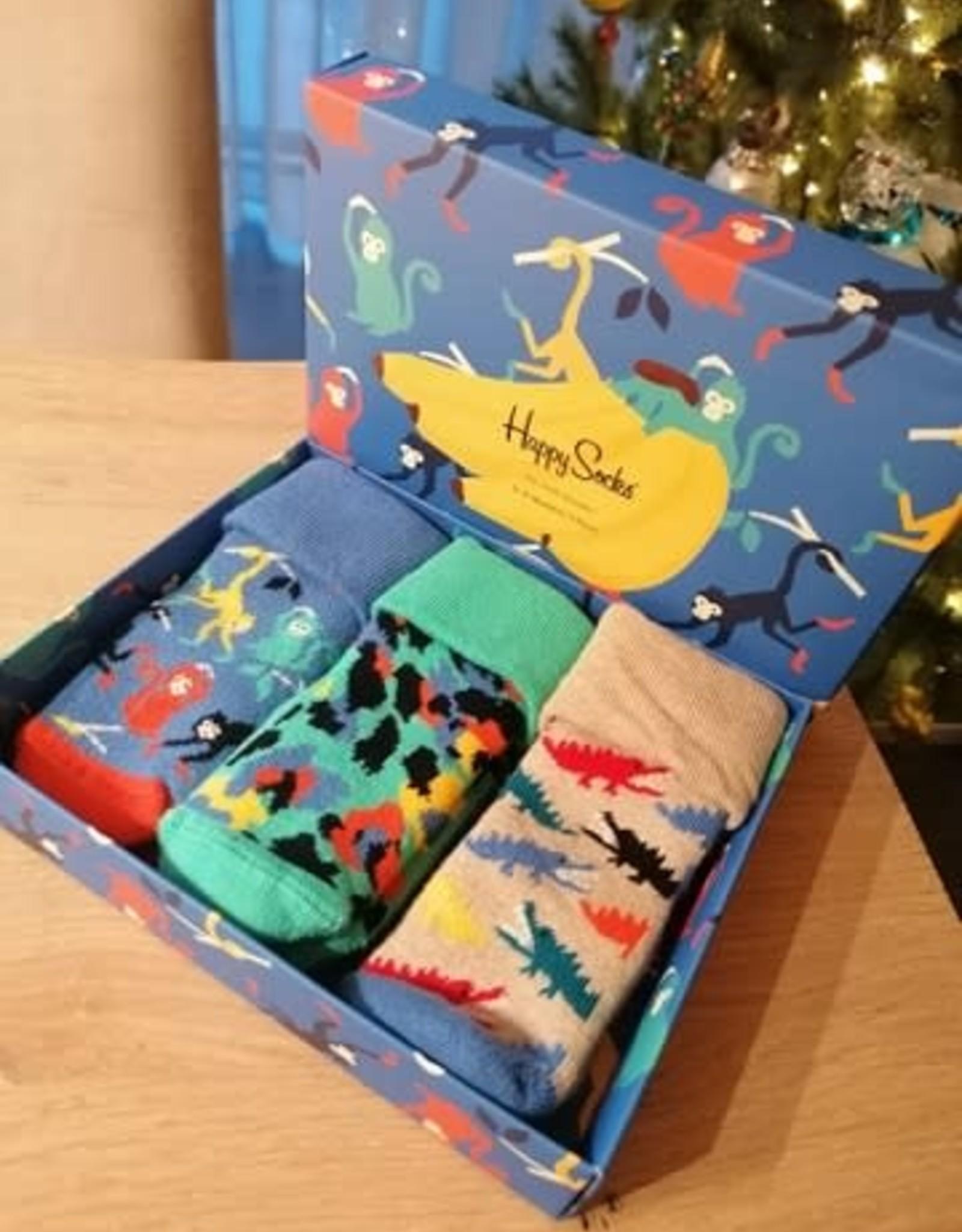 Happy Socks Geschenkbox mijn eerste Happy Socks 0-6 maanden
