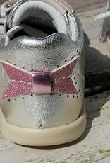 Romagnoli Romagnoli eerste stapper goud met roze strikje