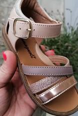Romagnoli Romagnoli sandaal rosa bianca