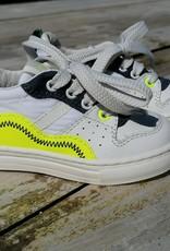 Romagnoli Romagnoli sneaker wit-geel