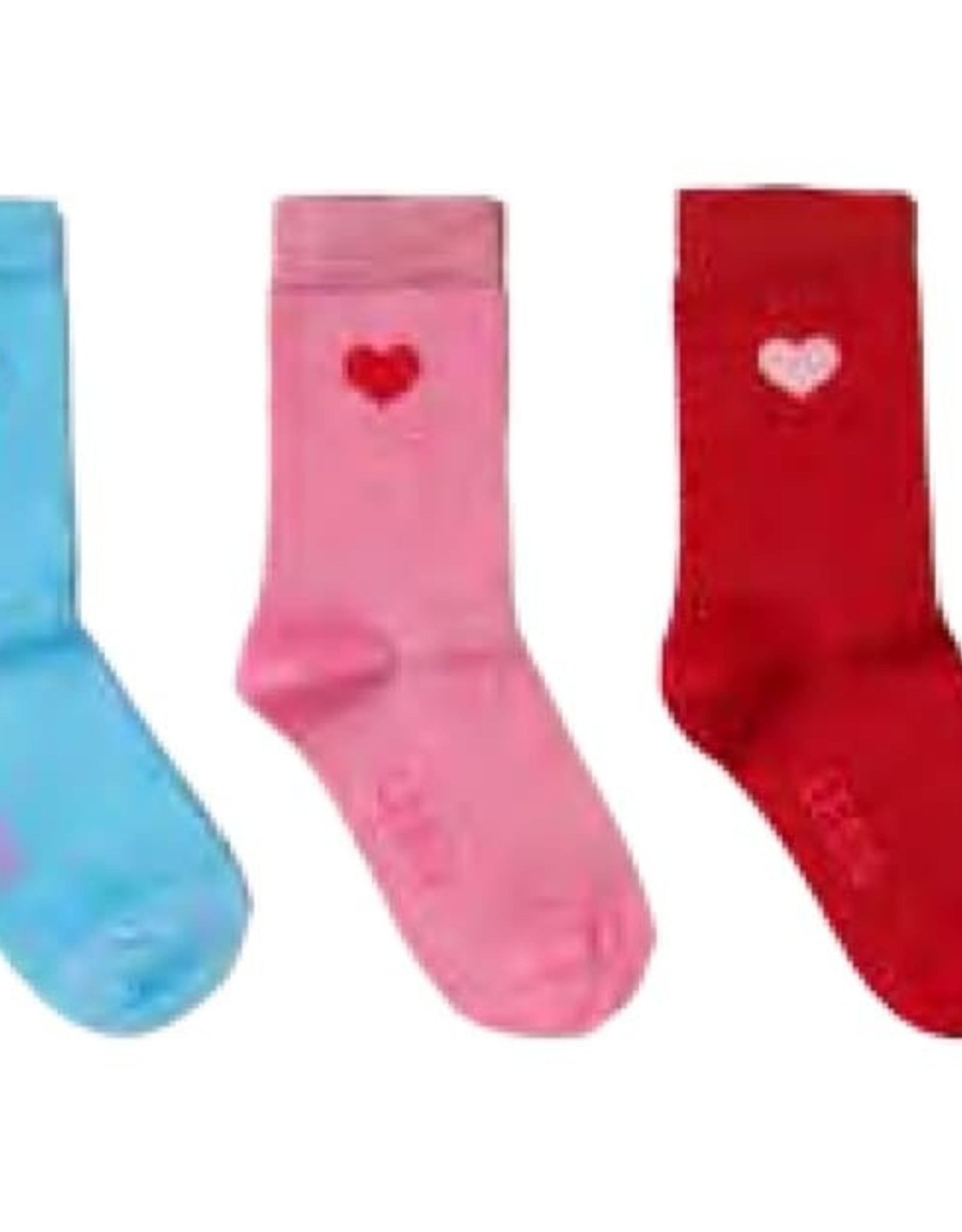 Le Big Le Big Shirley sock donker 3-pack