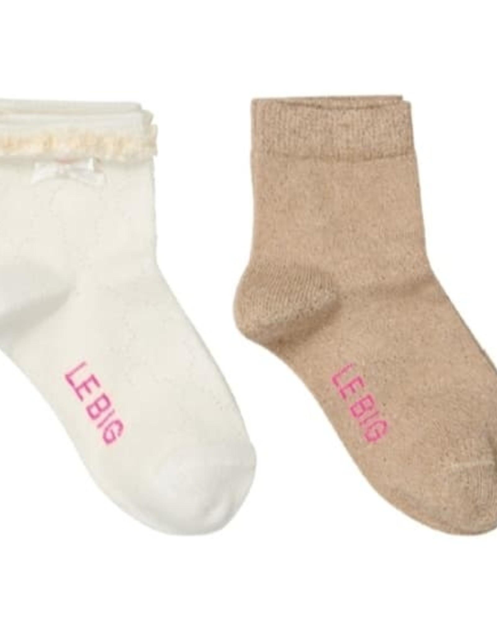 Le Big Le Big Roberta sock 2-pack