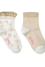 Le Big Le Big Roxy sock 2-pack