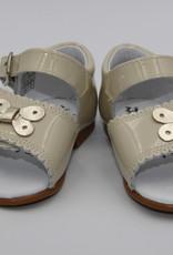Stabifoot Stabifoot  sandaal vlinder crèmekleur