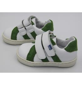 Stabifoot Stabifoot sneaker wit groen