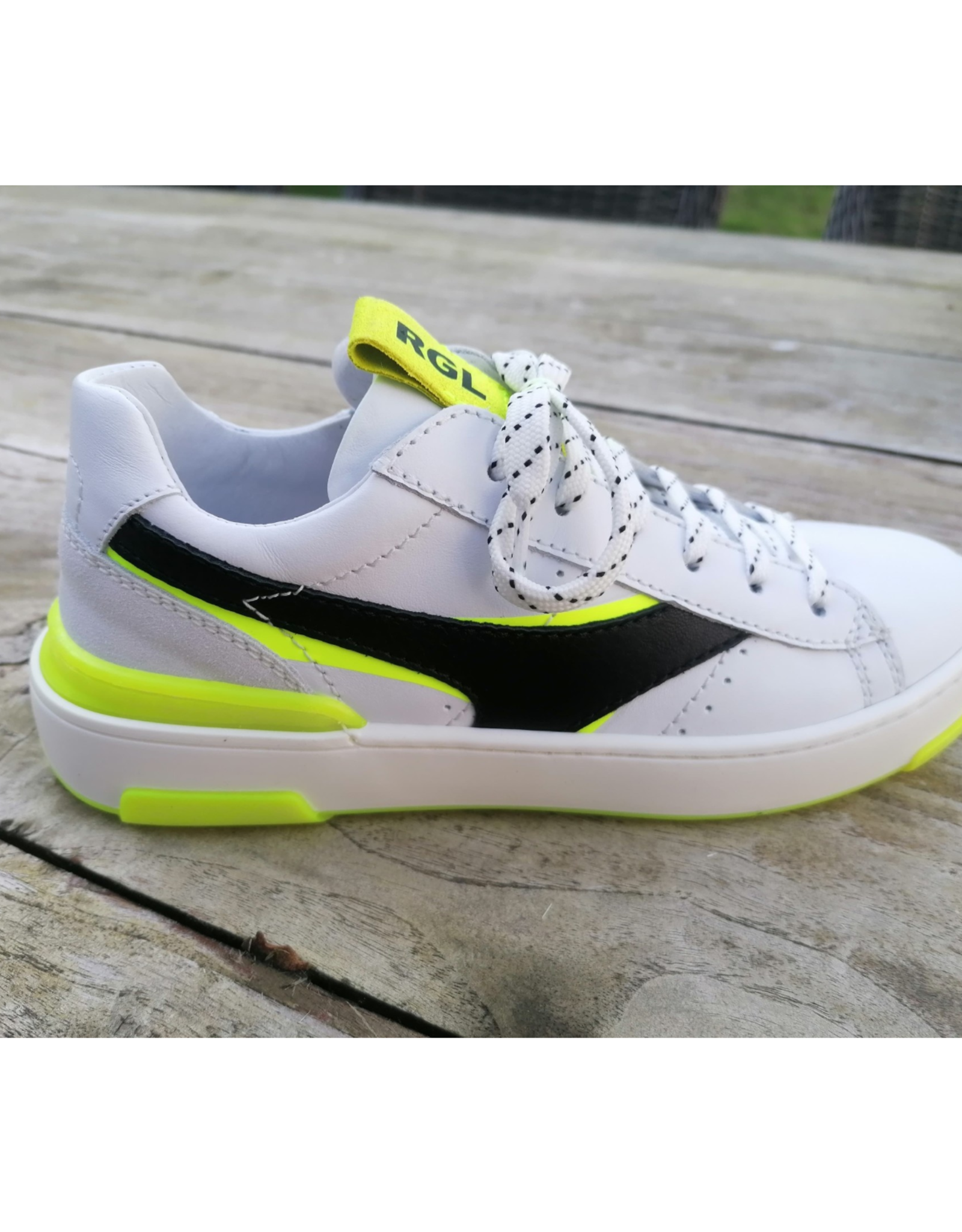 Romagnoli Romagnoli sneaker fluo geel