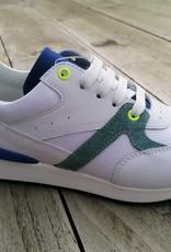 Andrea Morelli Andrea Morelli sneaker wit - fluo - groen