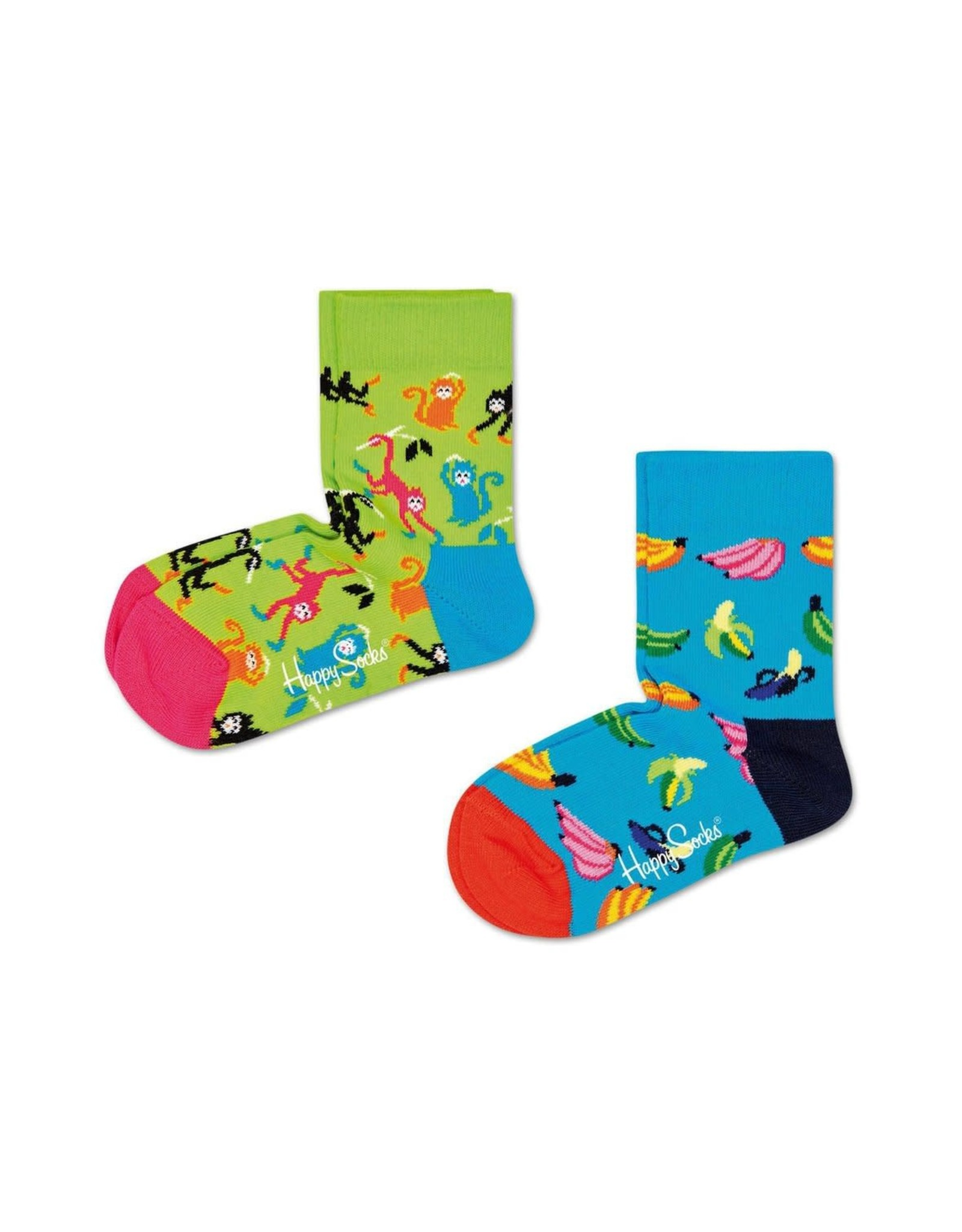 Happy Socks Happy socks monkey - banana 23-26