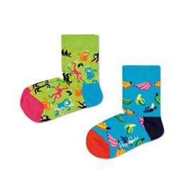 Happy Socks Happy socks monkey - banana 23-26