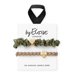 """By Eloise By Eloise """"Gold & Olive"""""""