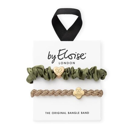 """By Eloise """"Gold & Olive"""""""