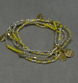 Biba Biba yellow parel